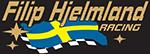 Hjelmland Racing Logo